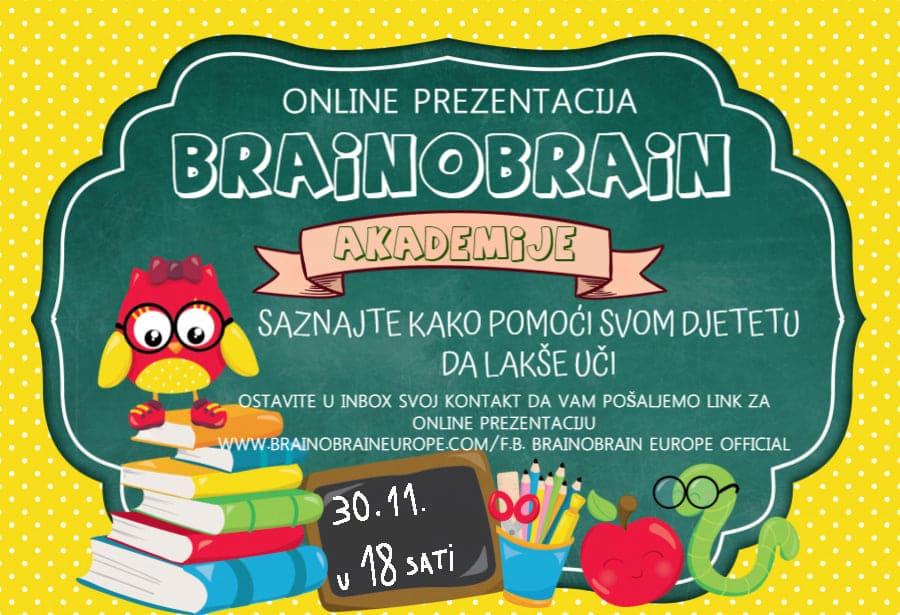 brainobrain online prezentacija