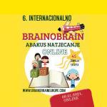 Dodjela nagrada za 6. Internacionalno Abakus Brainobrain natjecanje